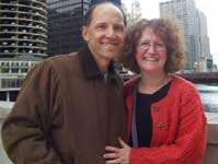 Robert and Lori Fontana, directors of Catholic Life Ministries